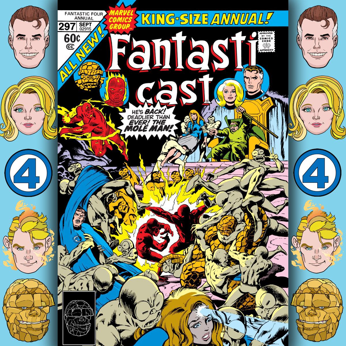 The Fantasticast Episode 297