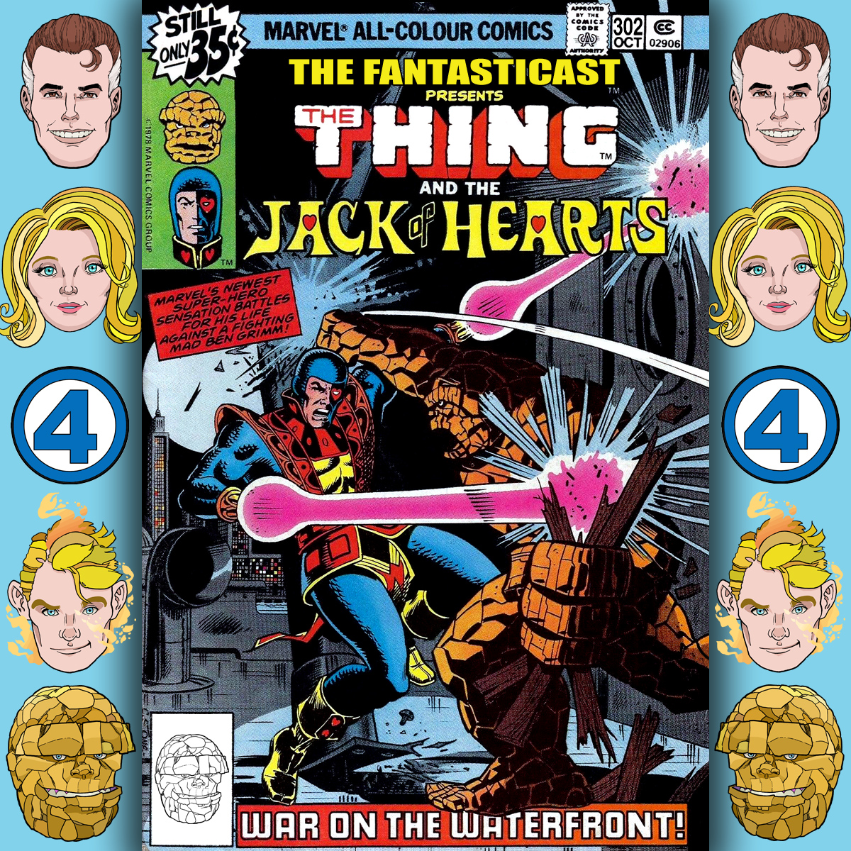 The Fantasticast Episode 302