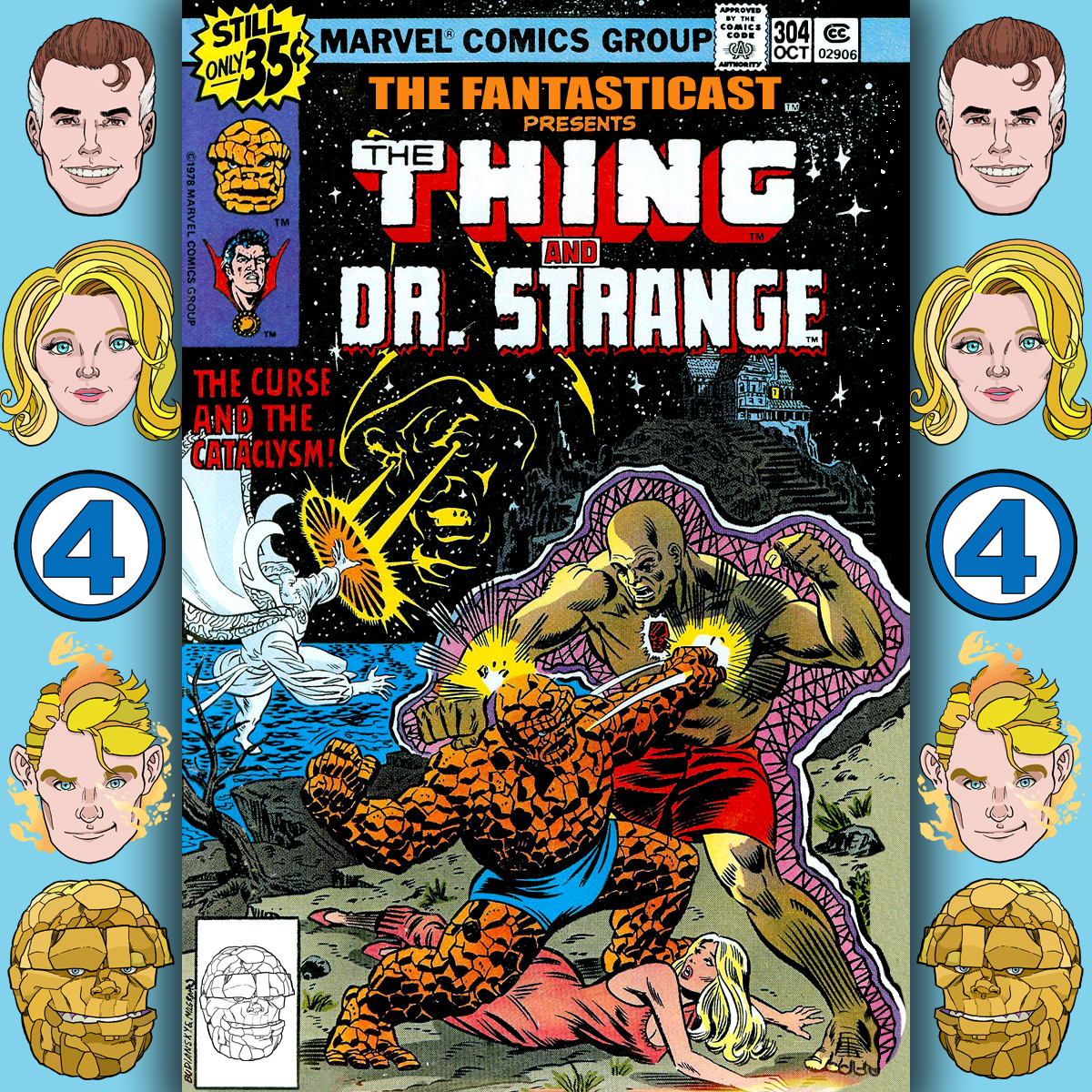 The Fantasticast Episode 303