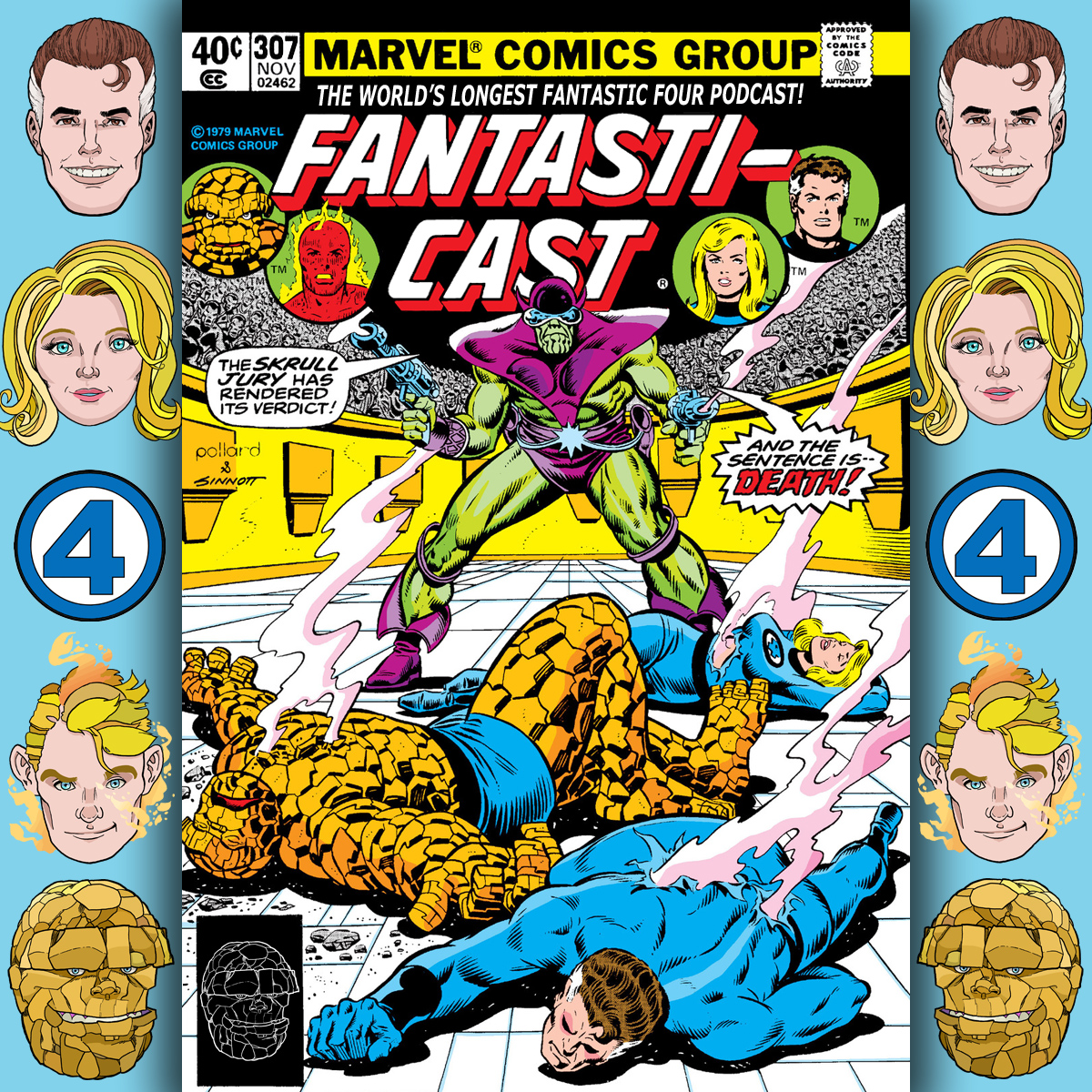 The Fantasticast Episode 307
