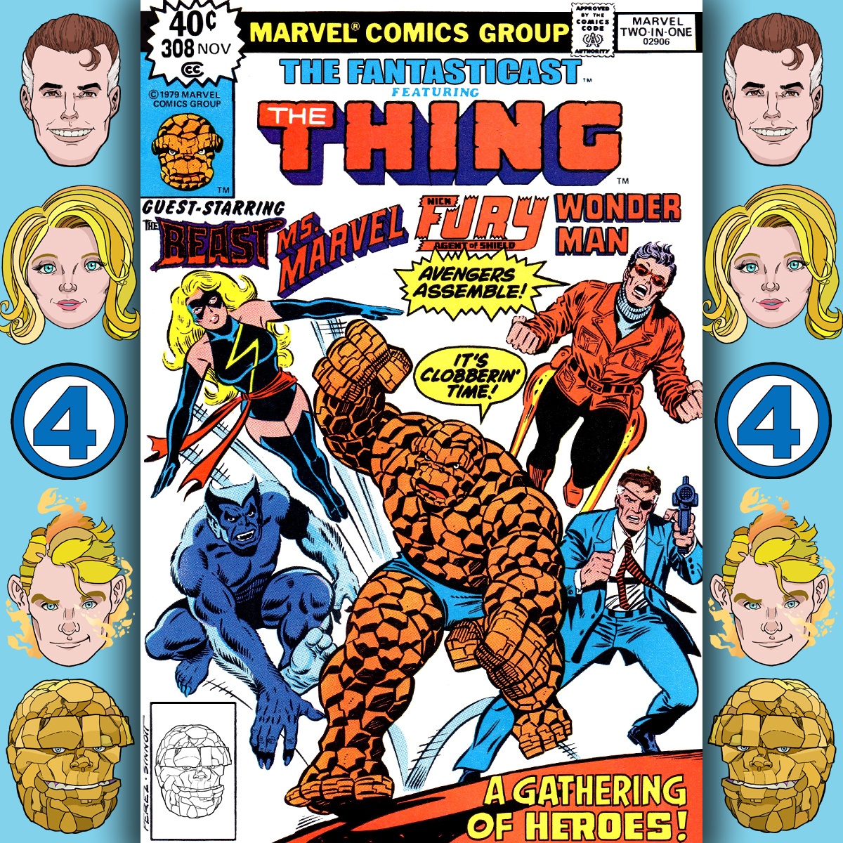 The Fantasticast Episode 308