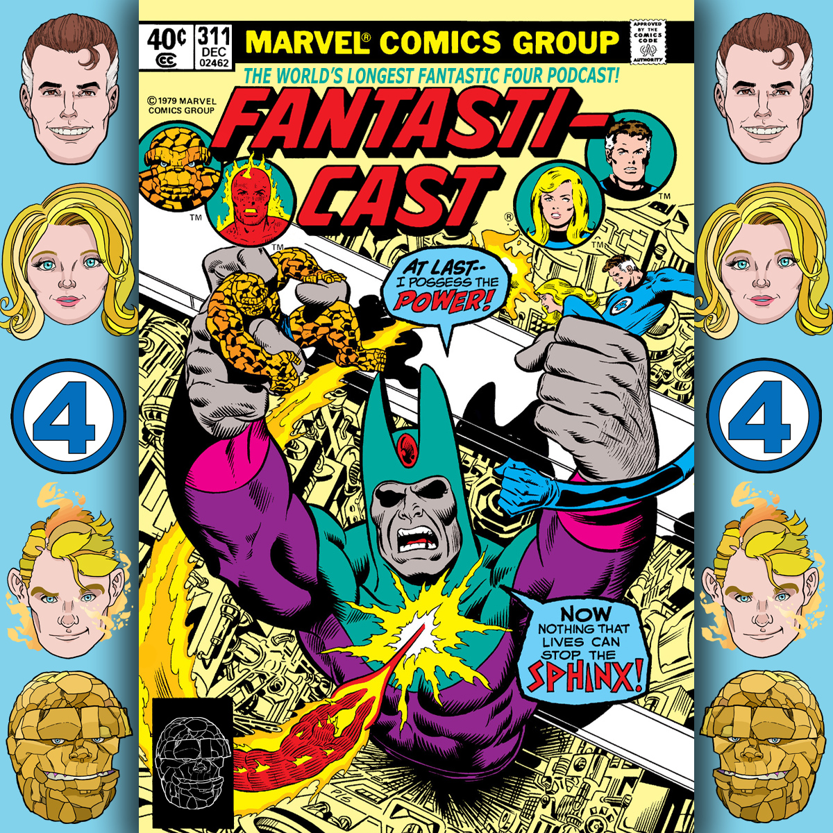 The Fantasticast Episode 312