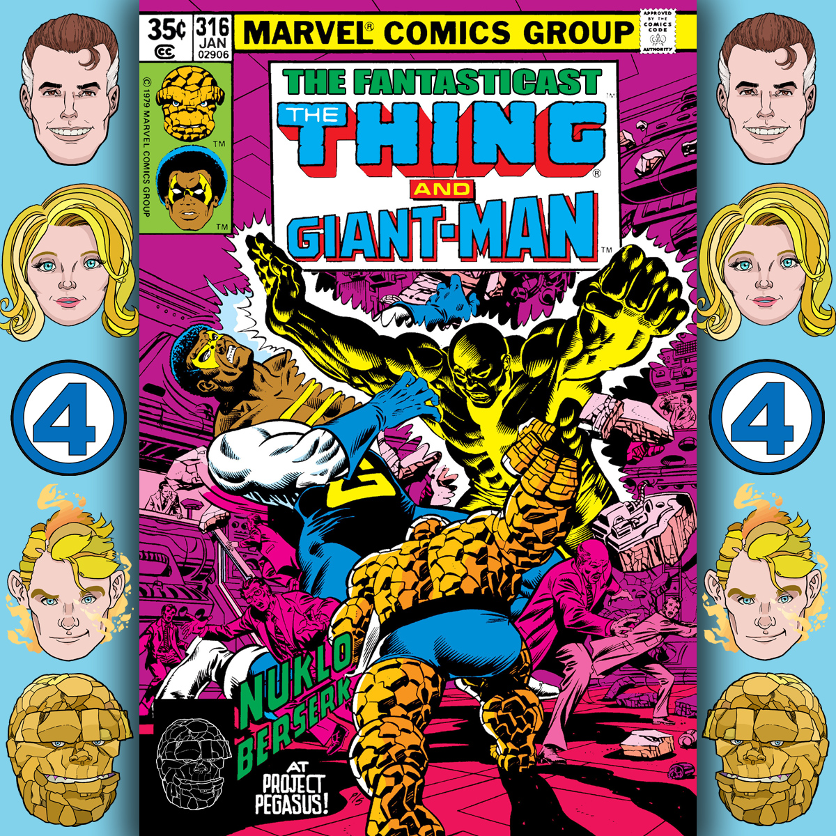 The Fantasticast Episode 316