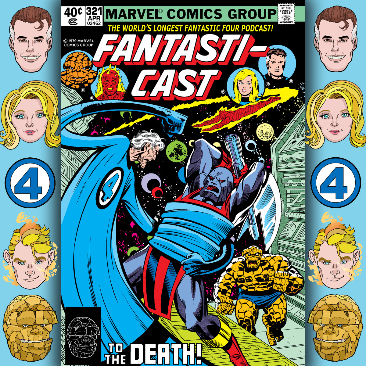 The Fantasticast Episode 321