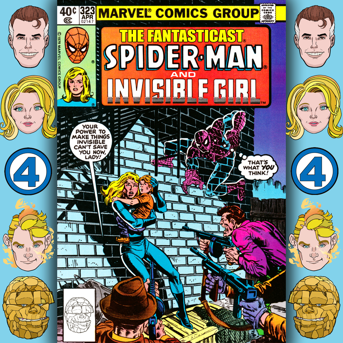 The Fantasticast Episode 323