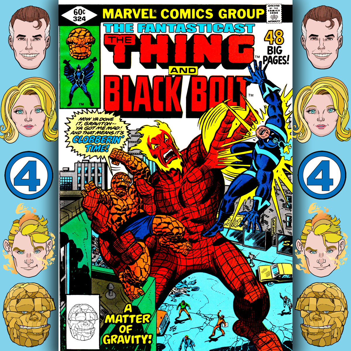 The Fantasticast Episode 324
