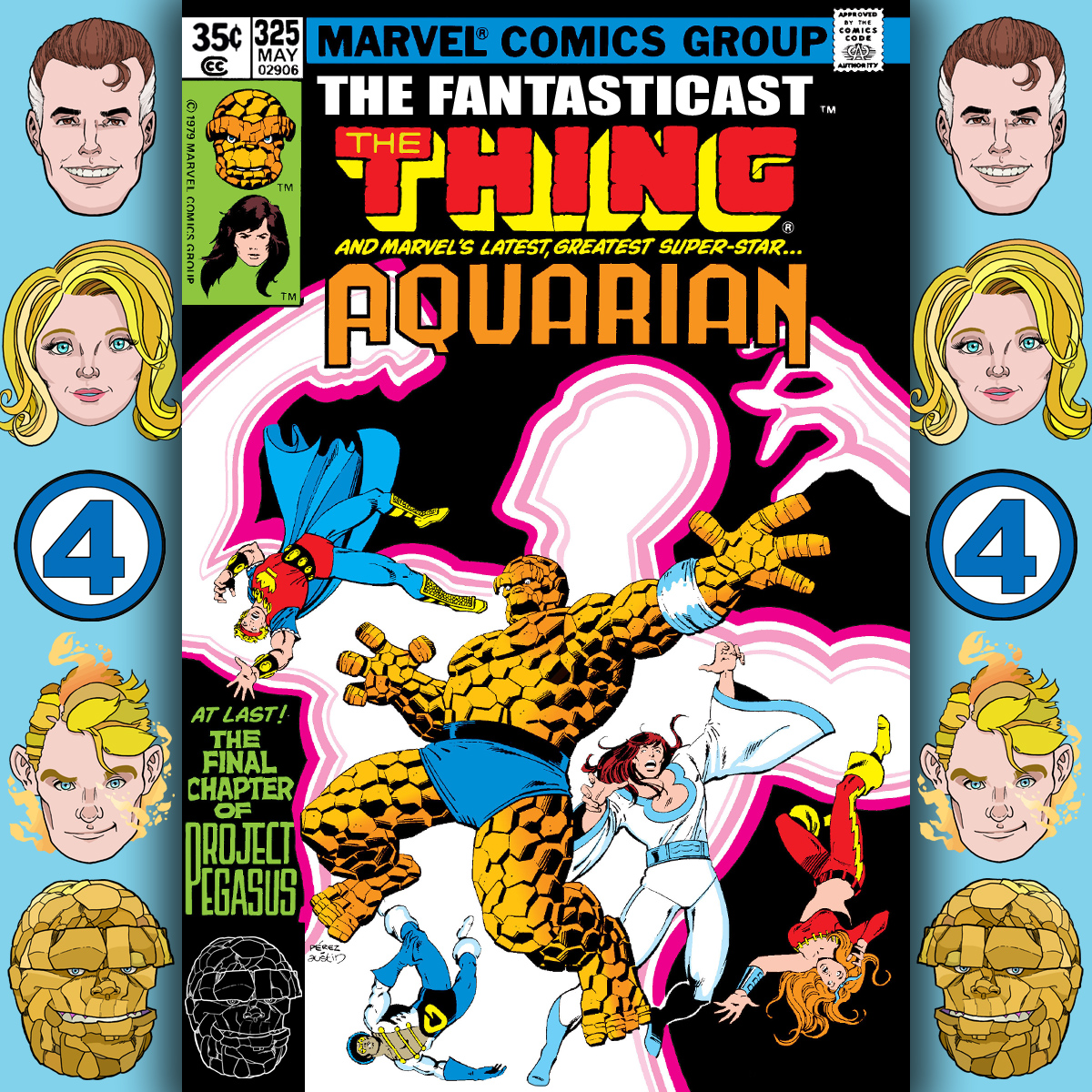The Fantasticast Episode 325
