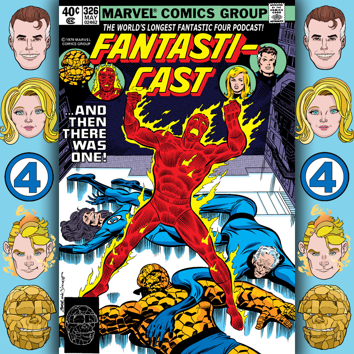 The Fantasticast Episode 326