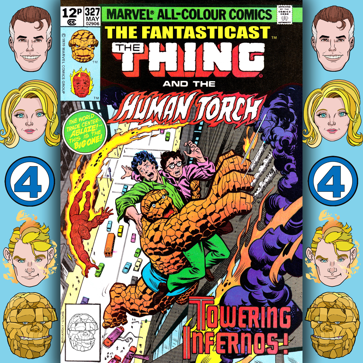 The Fantasticast Episode 327