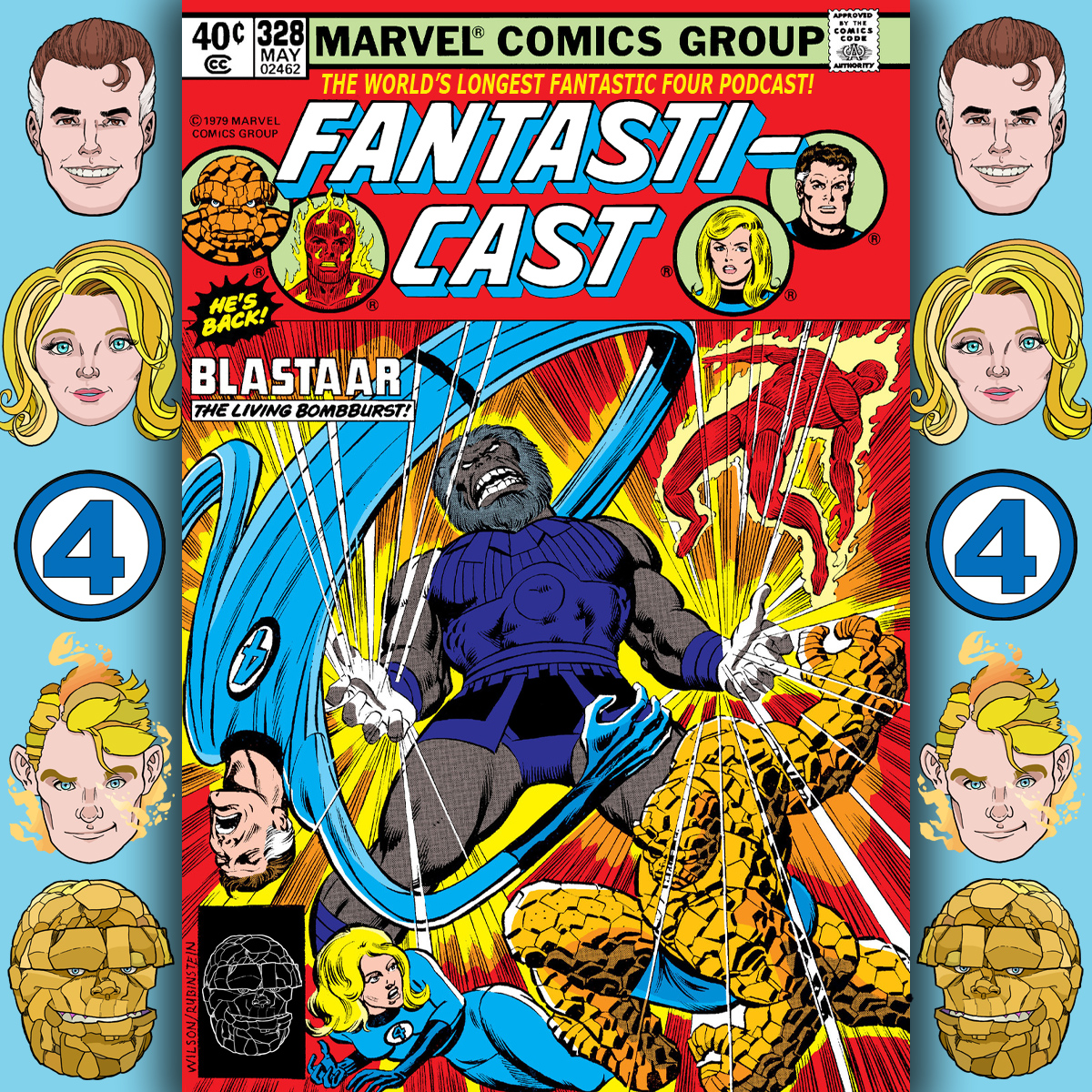 The Fantasticast Episode 328