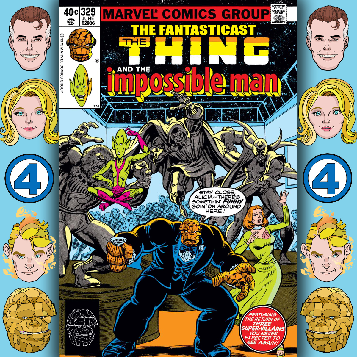 The Fantasticast Episode 329
