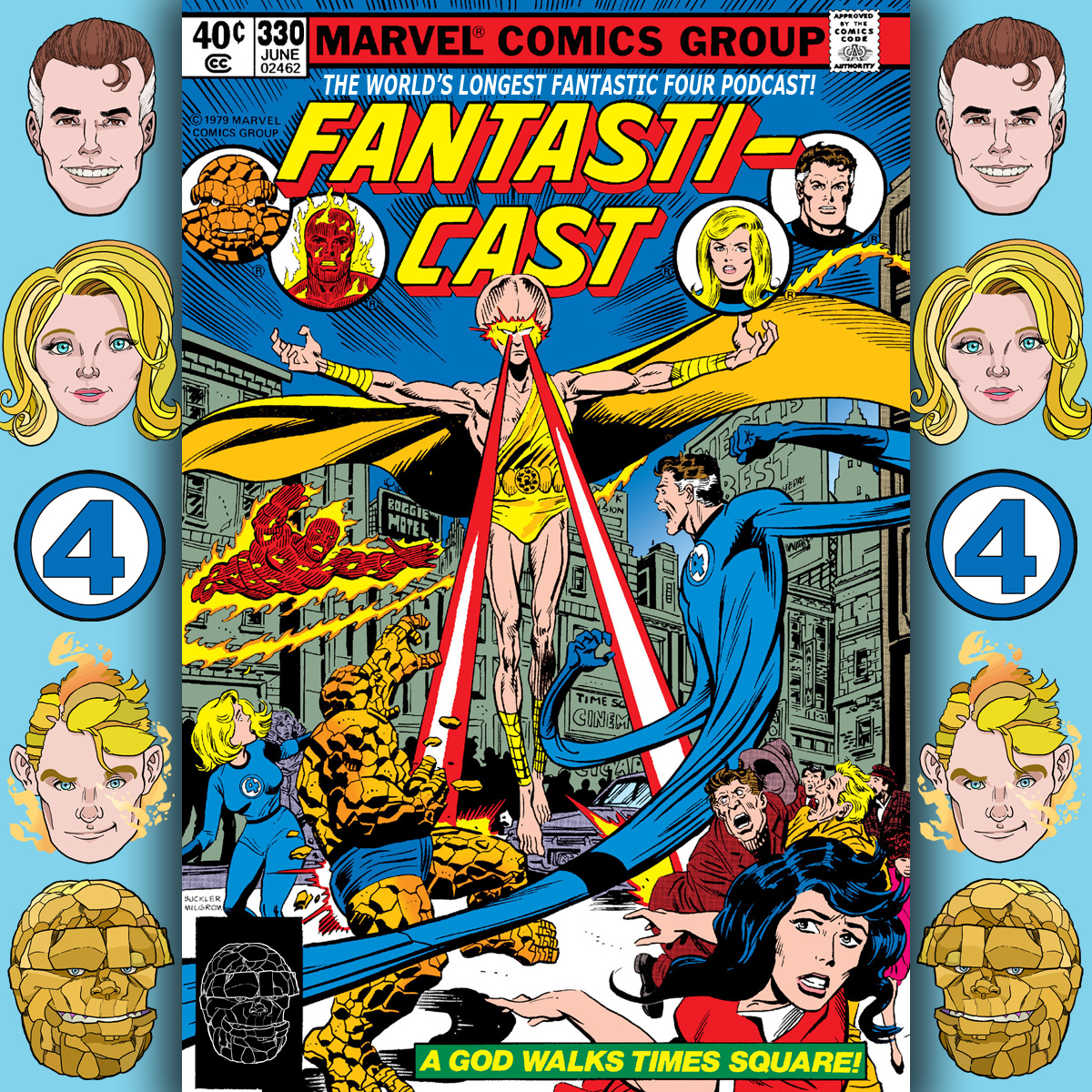 The Fantasticast Episode 330