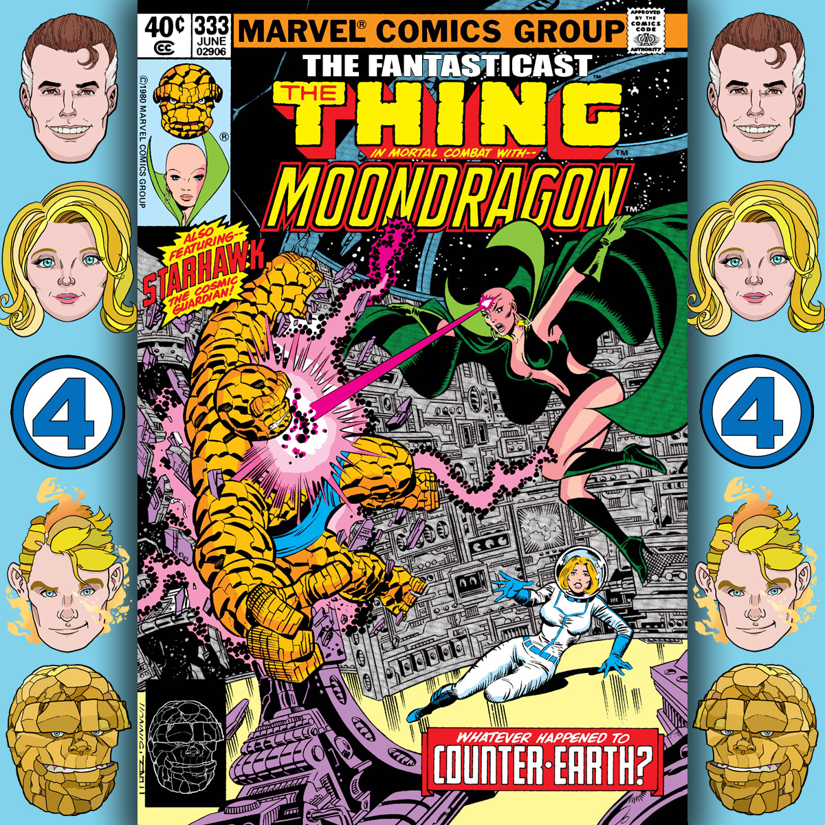 The Fantasticast Episode 333