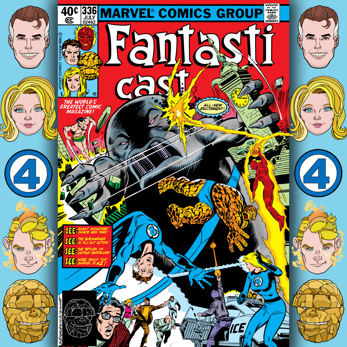 The Fantasticast Episode 336