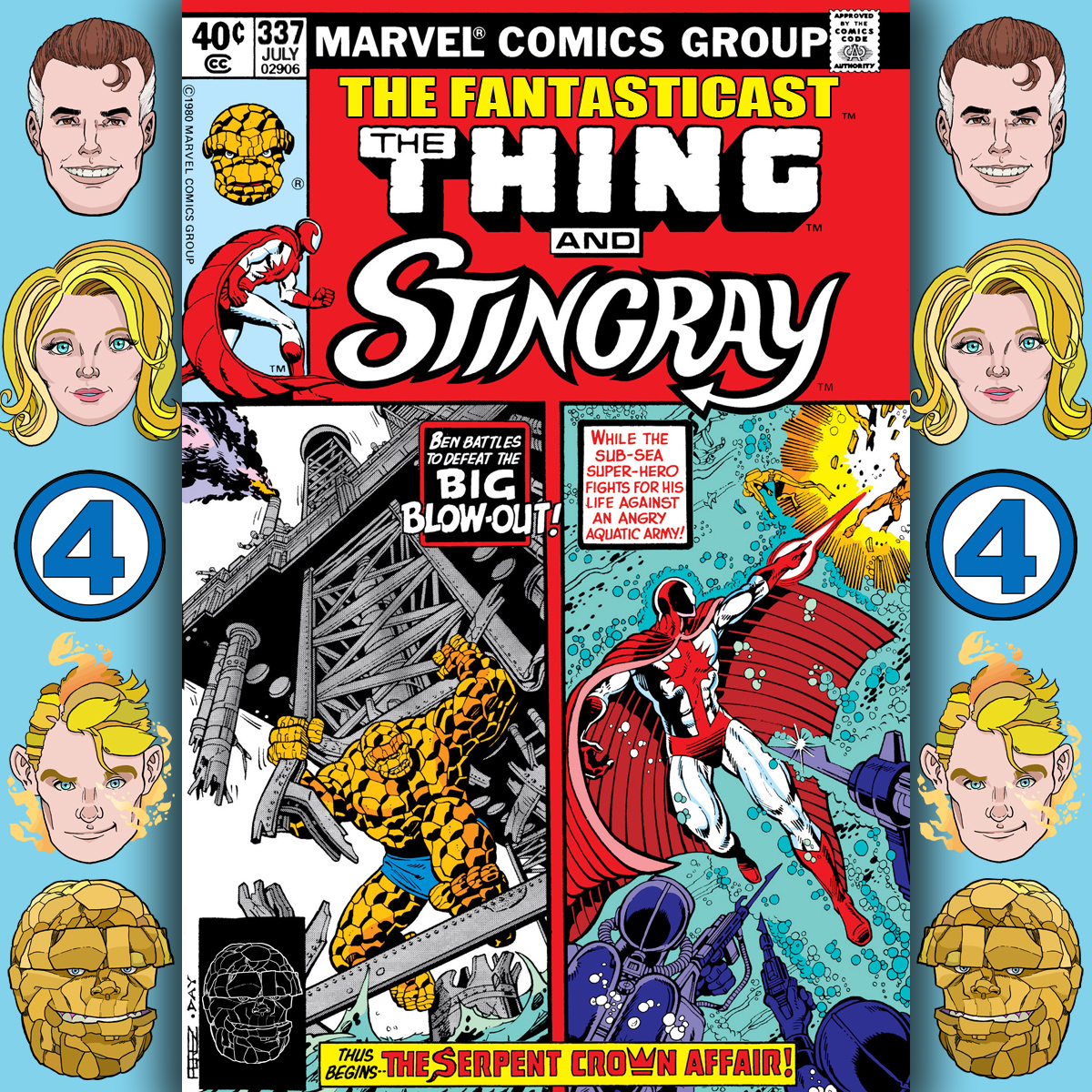 The Fantasticast Episode 337