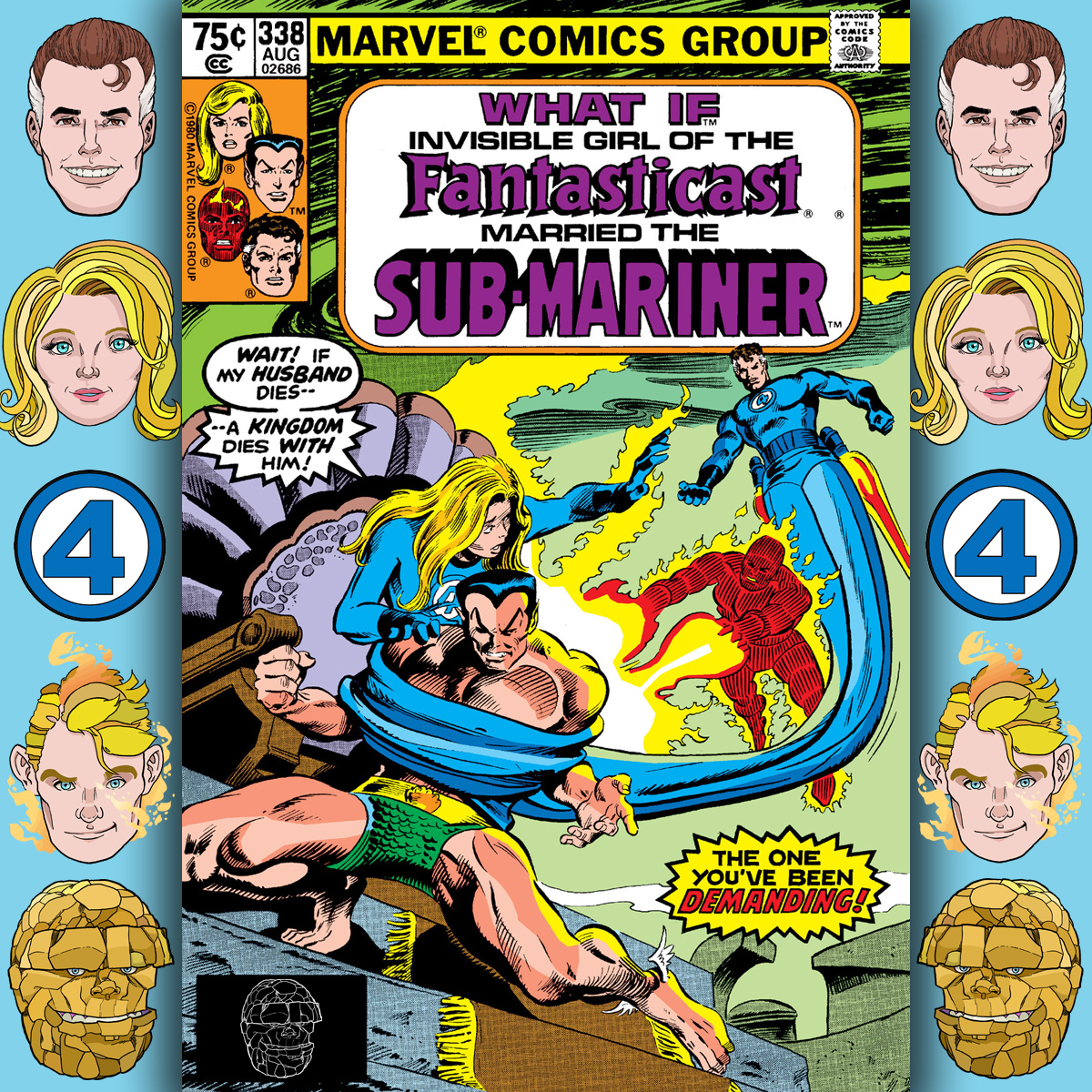 The Fantasticast Episode 338