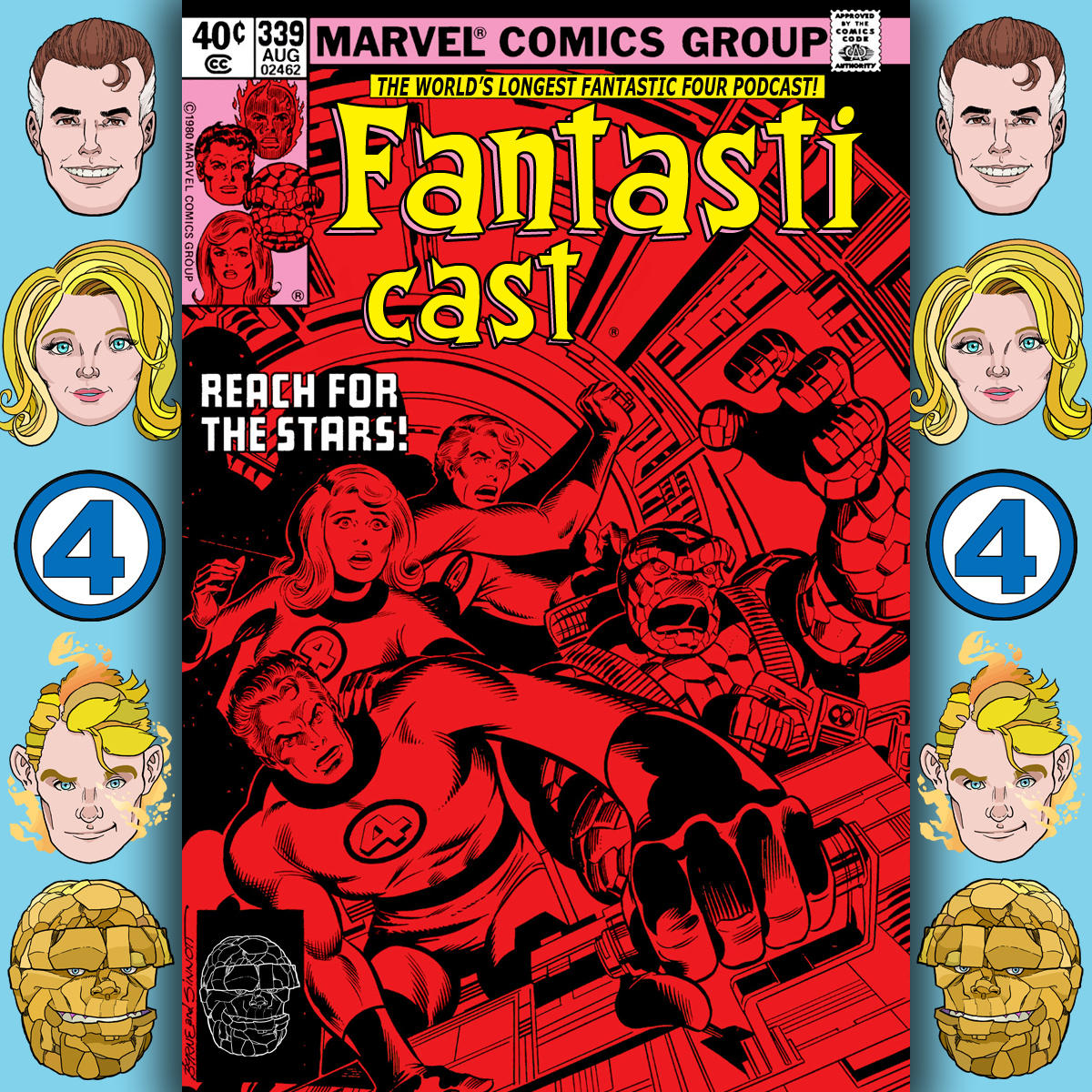 The Fantasticast Episode 339