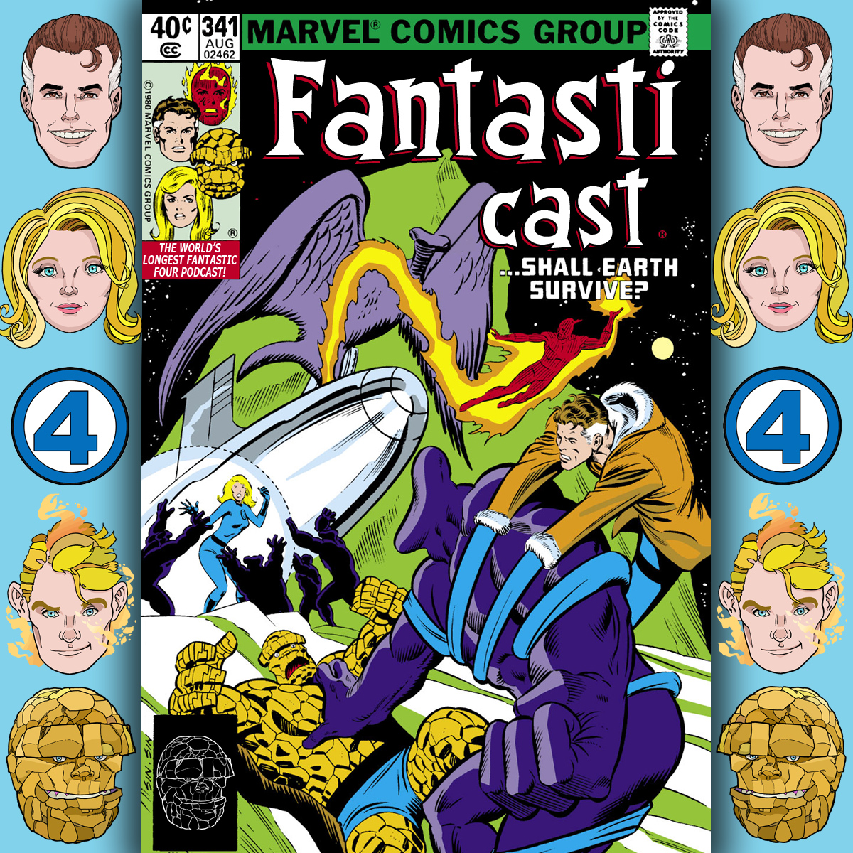 The Fantasticast Episode 341