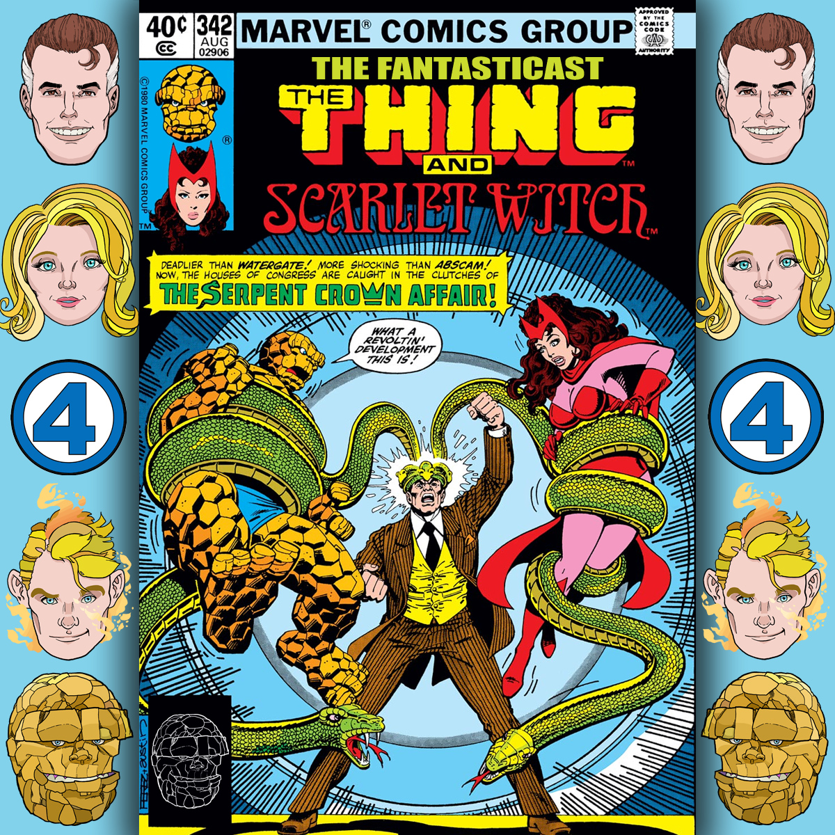 The Fantasticast Episode 342