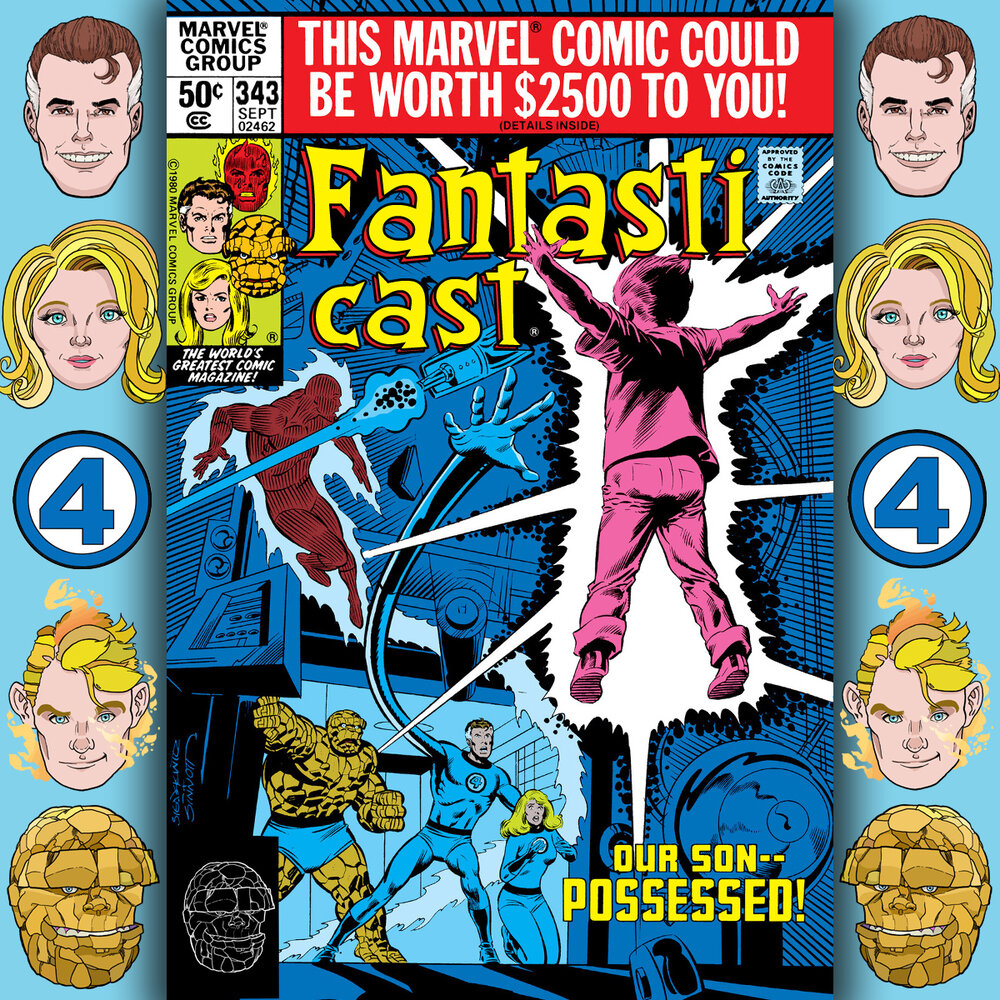 The Fantasticast Episode 343