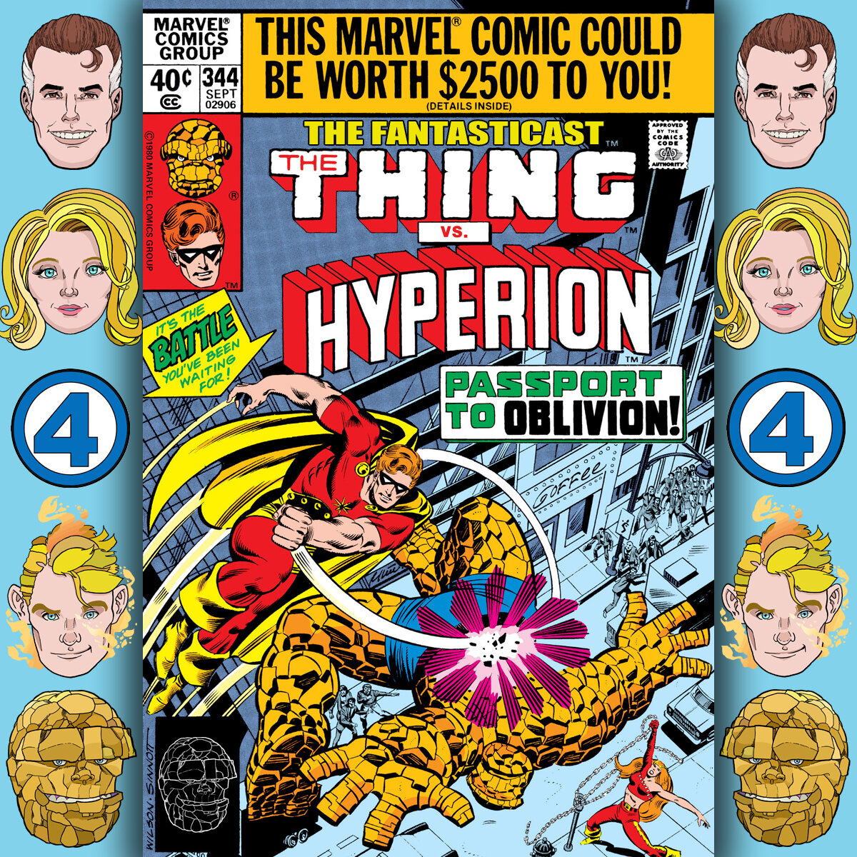 The Fantasticast Episode 344