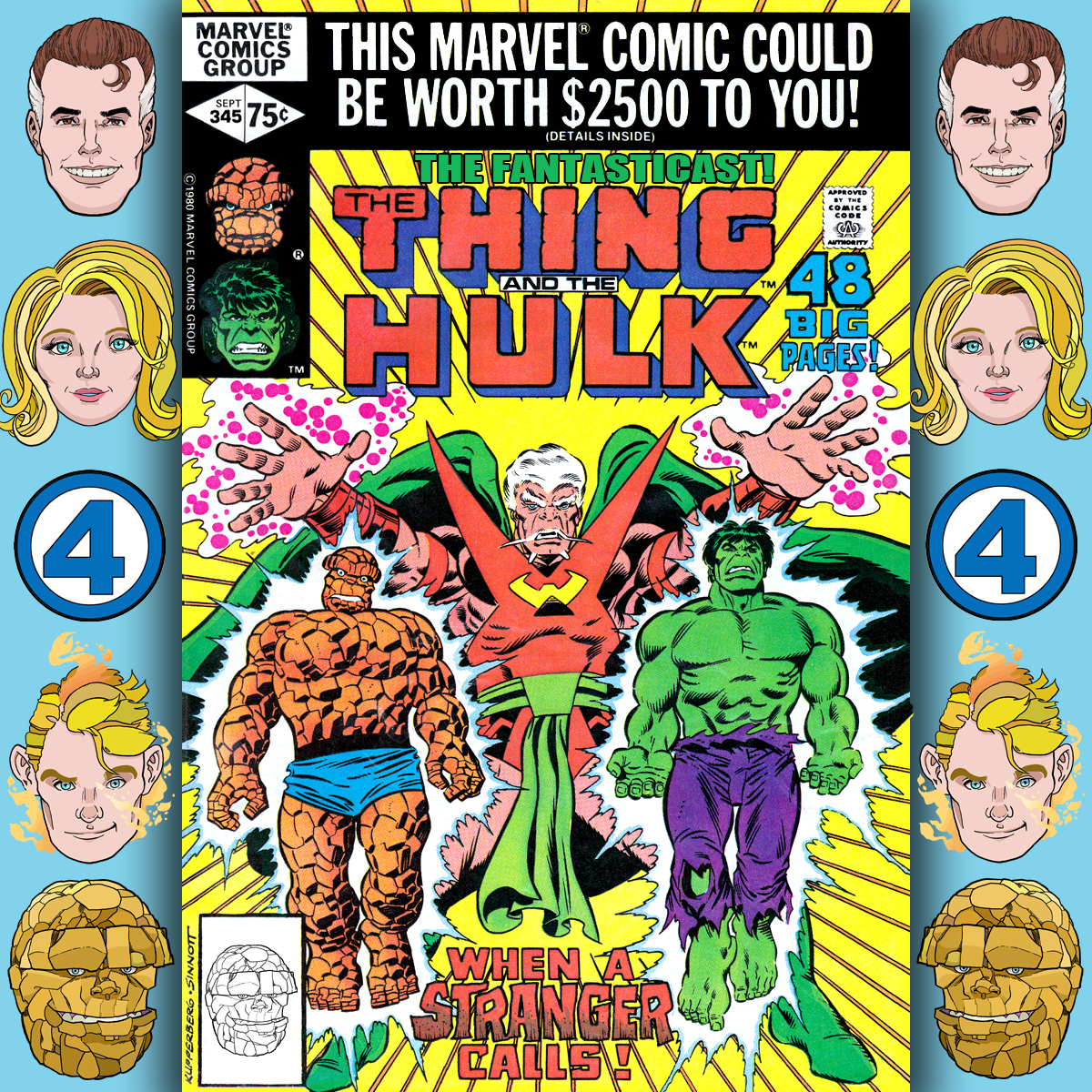 The Fantasticast Episode 345