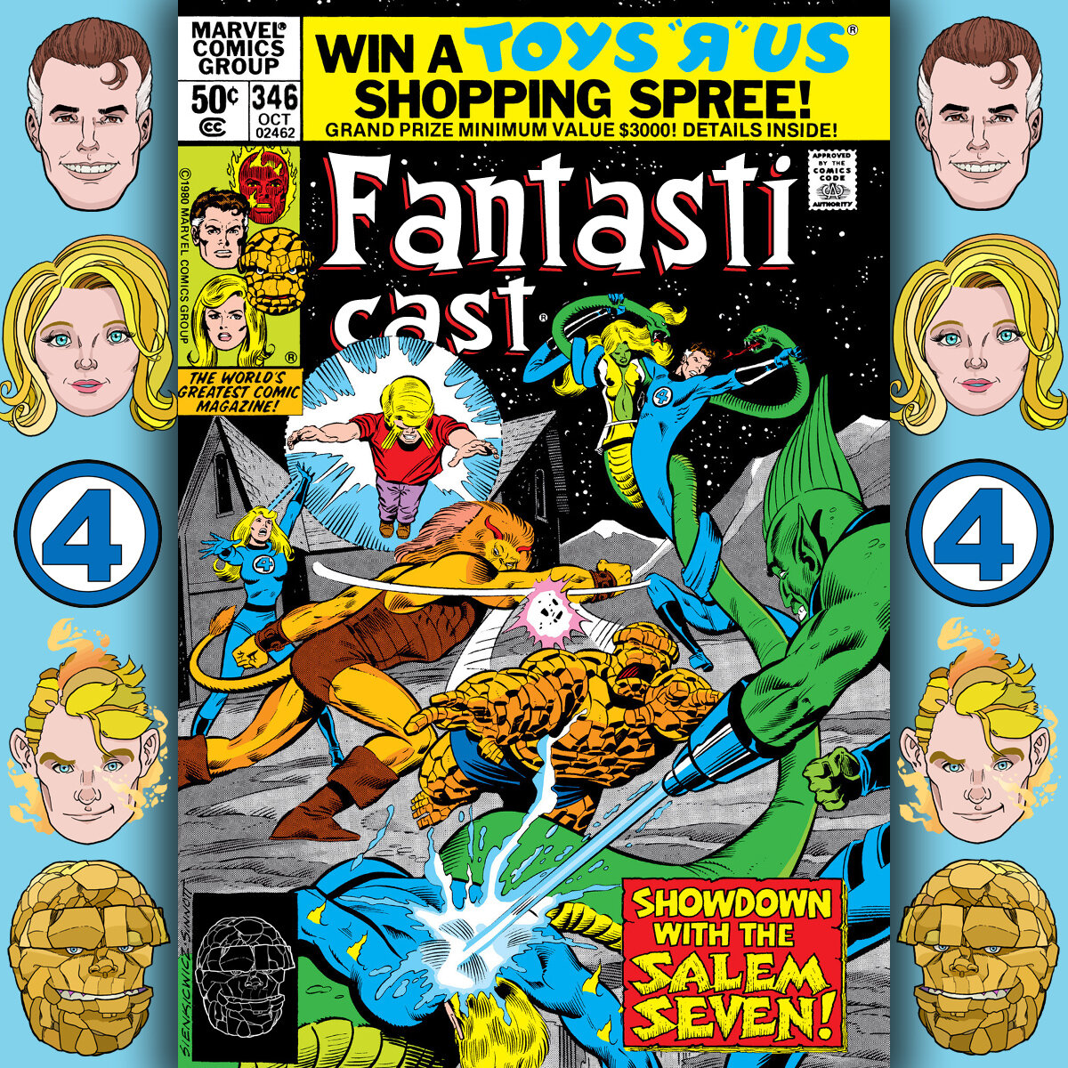 The Fantasticast Episode 346