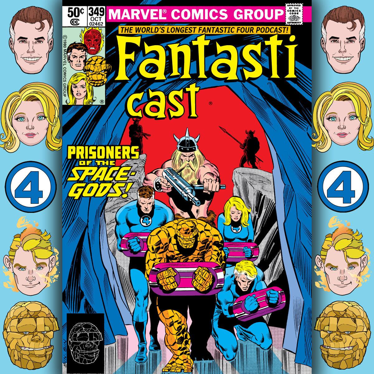 The Fantasticast Episode 349