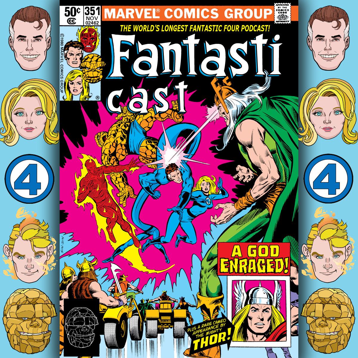 The Fantasticast Episode 351