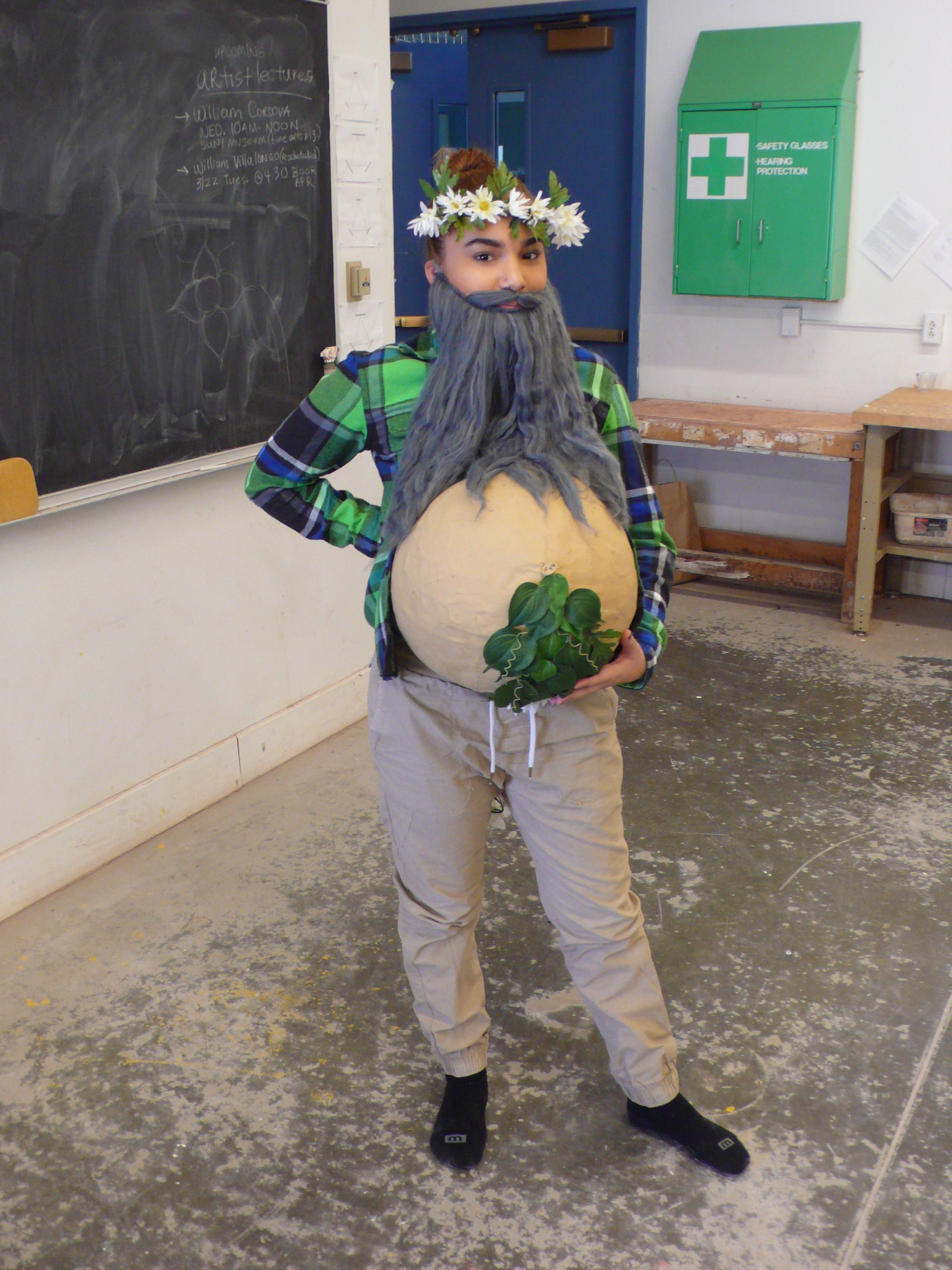 THE PURPOSEFUL COSTUME, 2015