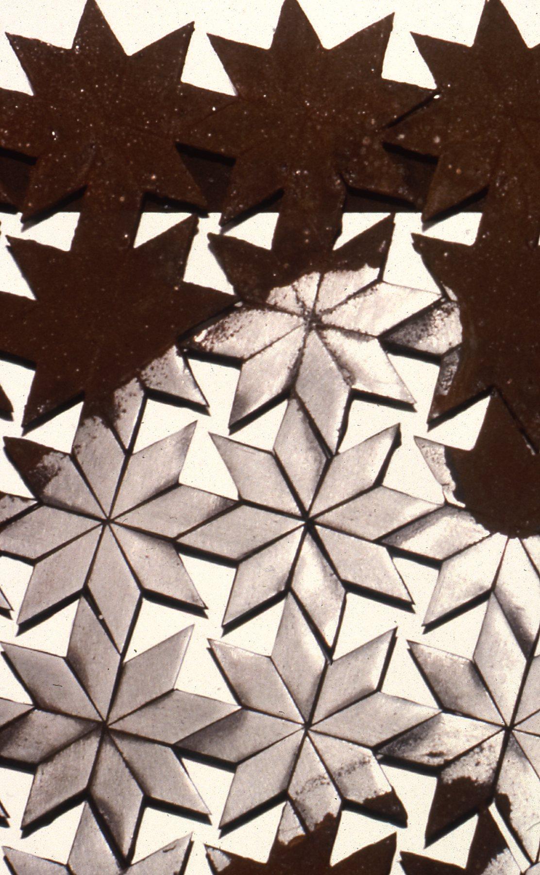 Steel Quilt (detail)