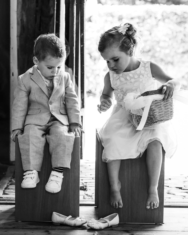 bruidskindjes ulvenhart ceremonie Breda
