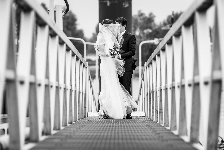 Waalkade bruidsfotograaf bruidsreportage