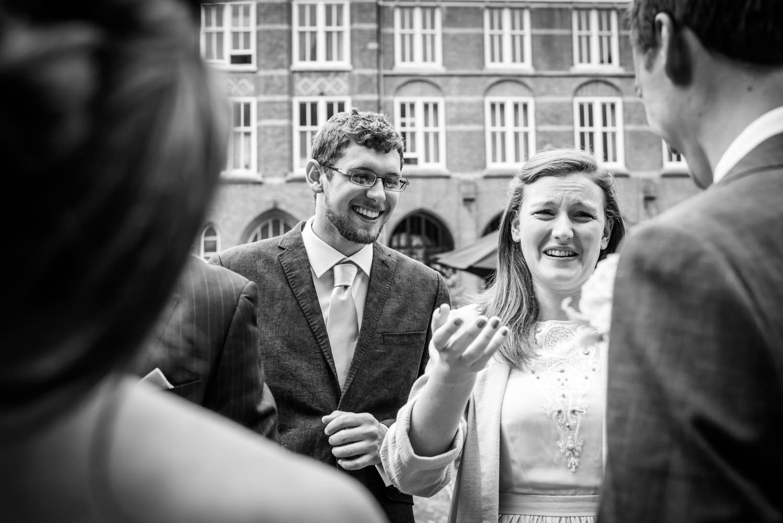 dit is een internationaal huwelijk in nederland in brabant om pr