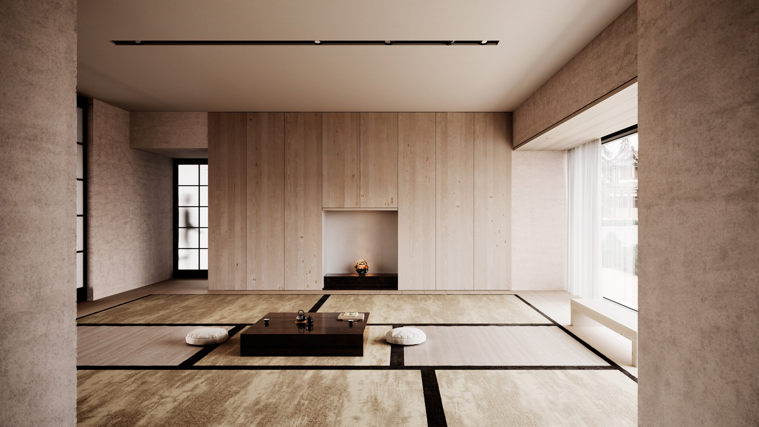 Recent Spaces London Based Architecture Design Rendering Agency