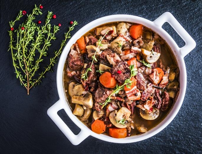 Recipe:  https://www.tasteofhome.com/recipes/slow-cooker-beef-stew/