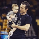 #BigBen and his manager, before it all went wrong ( Photo credit: Brandon Helwig,   UCFSports.com  )