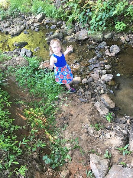 O on rocks by creek.JPG