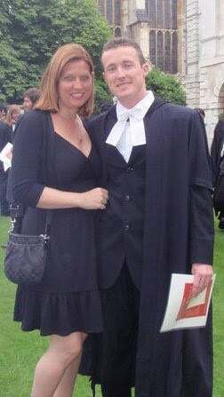 Cambridge Graduation, 2011