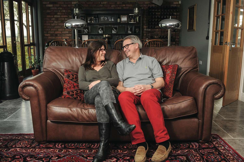 Steve and Lyn Burnhope