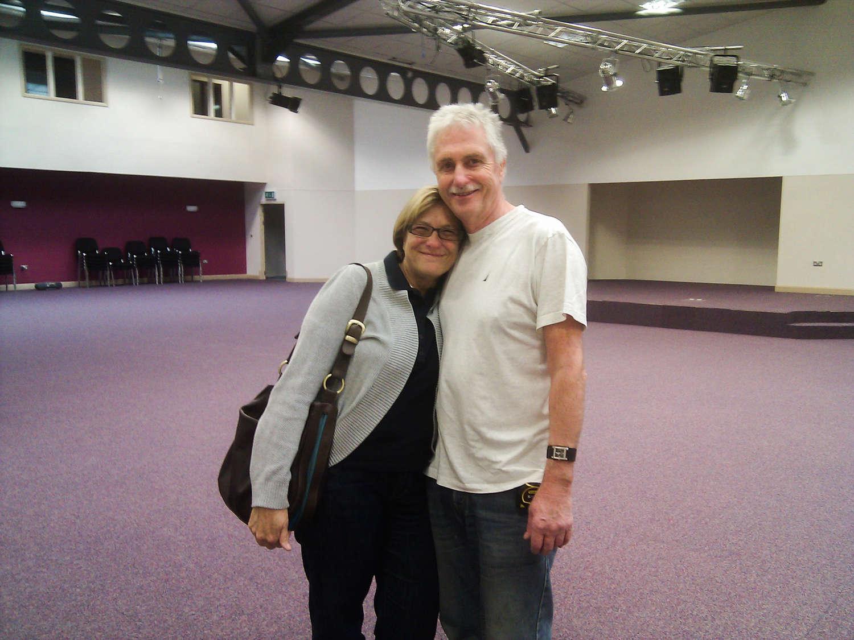 Mick and Lynn Elias