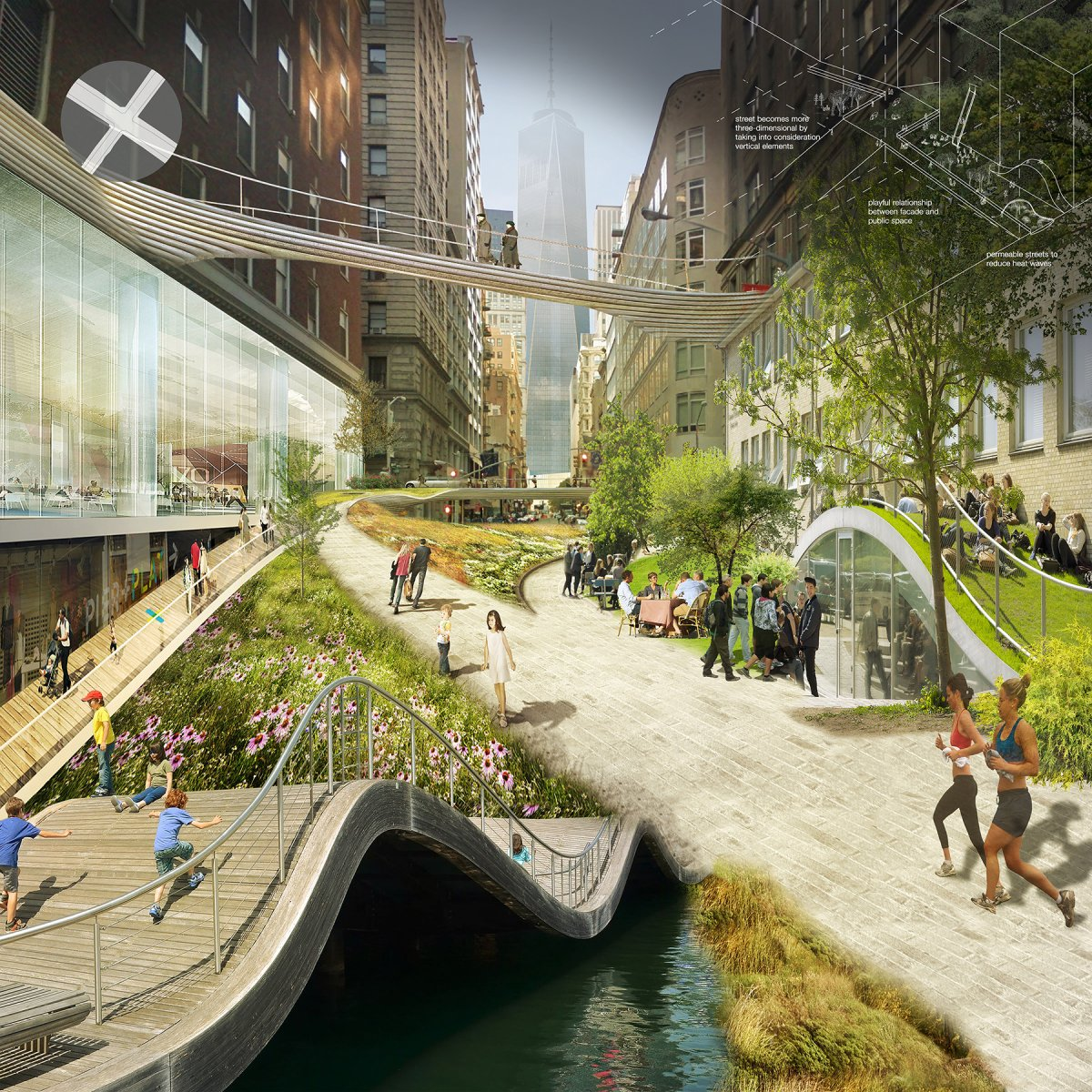 Walmer Luz's concept for designing for rising sea levels