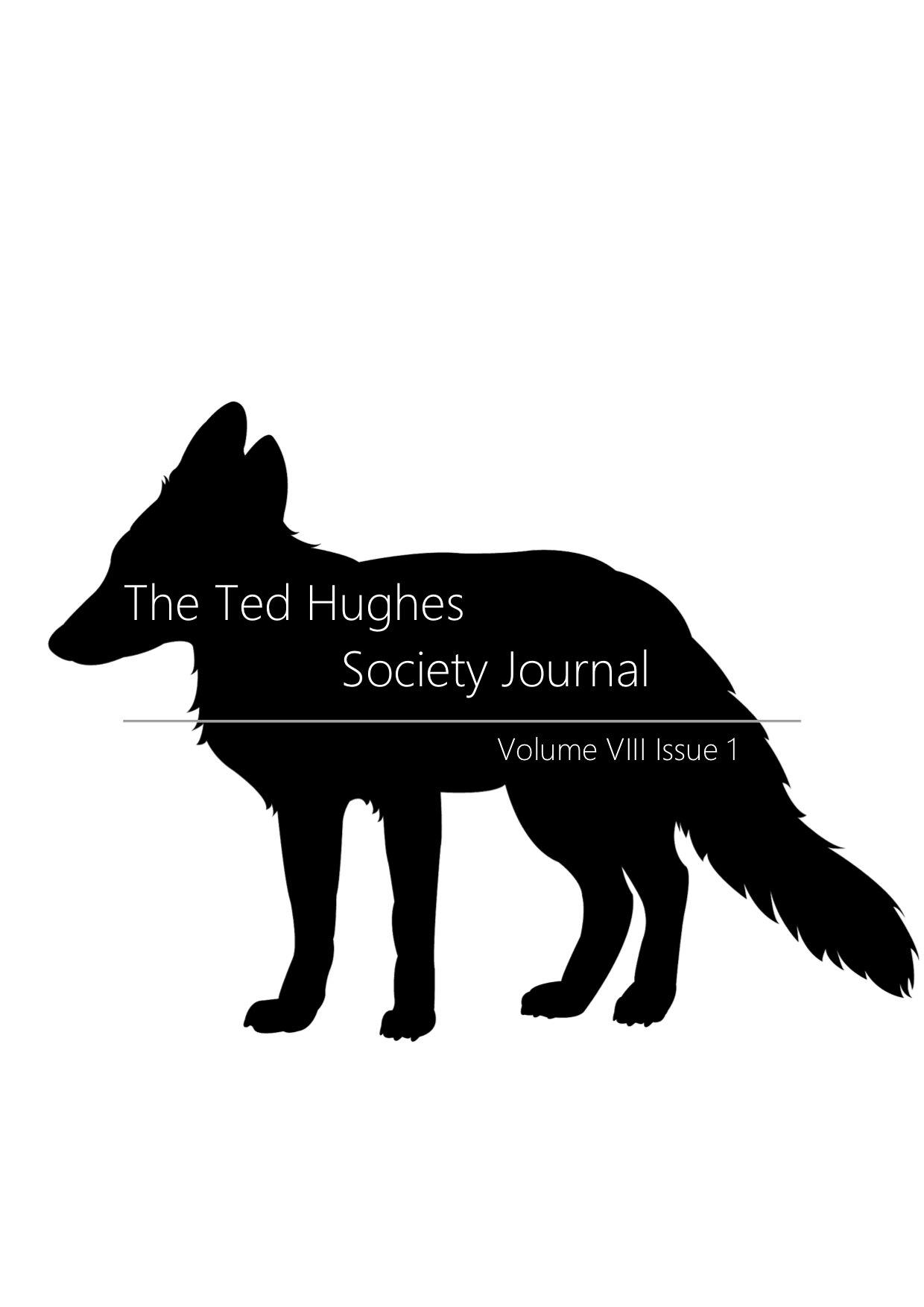 The Ted Hughes Society Journal VIII.1.jpg