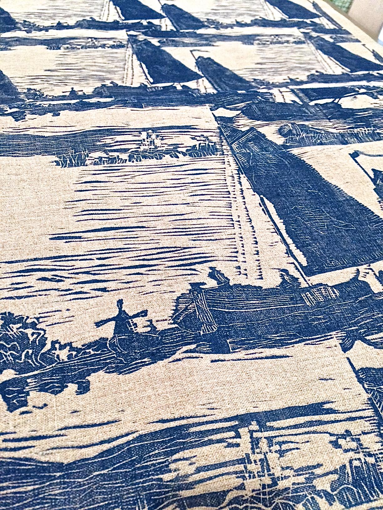 Russell Steinert print detail