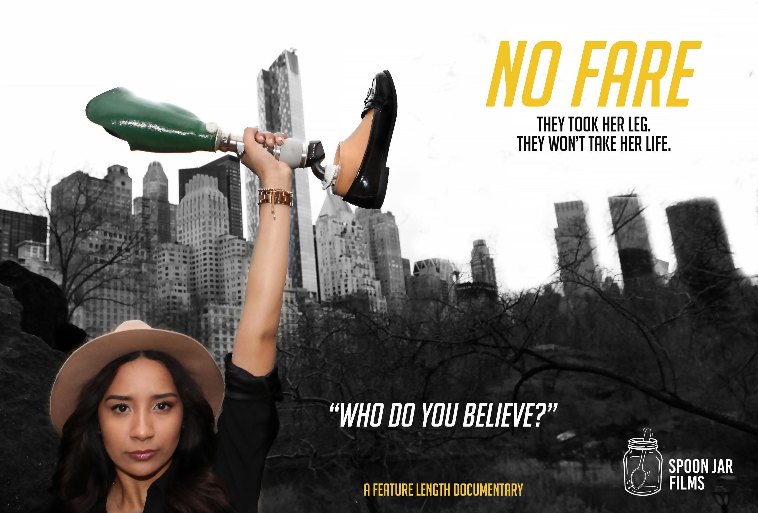 No Fare: The Sian Green Story - now seeking distribution.
