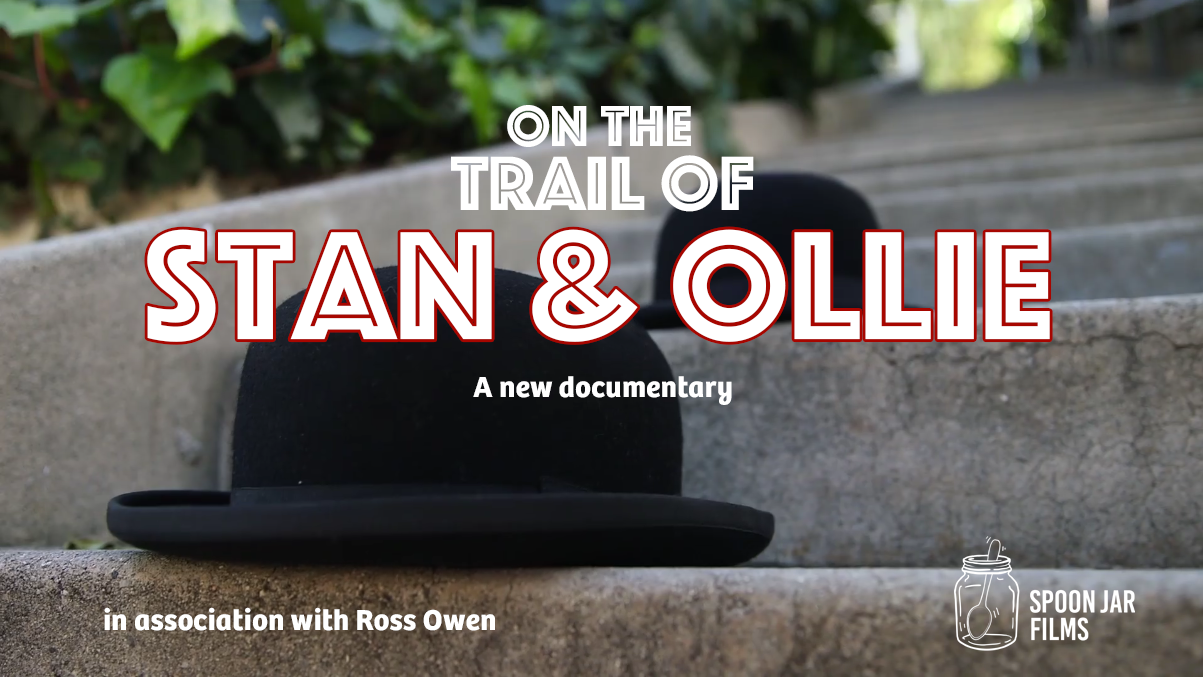 On The Trail of Stan & Ollie - An affectionate and personal look at two giants of comedy and cinema.
