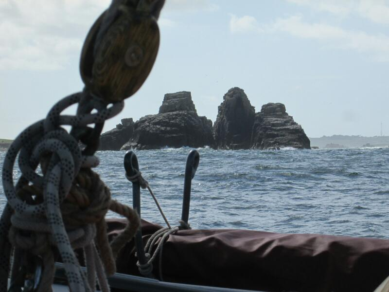 Scilly rock.