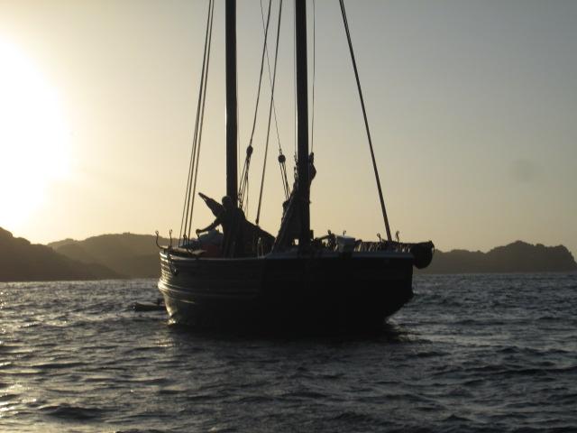 Happy Return at Anchor