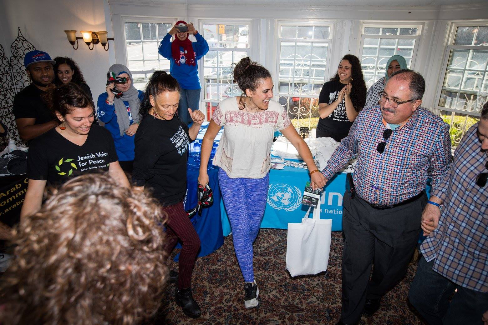 2017 Gaza 5K Breakfast + Dabke Dance Party | San Francisco