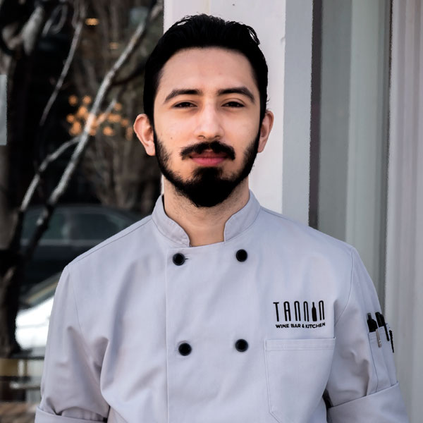 Pablo Munoz - Tannin Wine Bar & Kitchen